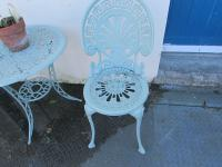 Garden chairs &tables