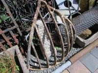 Cast Iron Hay Rack